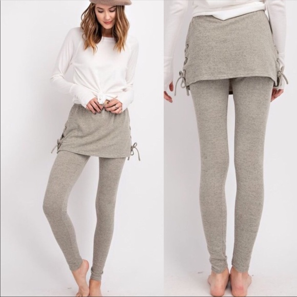 668c77438 Fernweh Boheme Pants | Last Pair Mini Skirt Leggings | Poshmark
